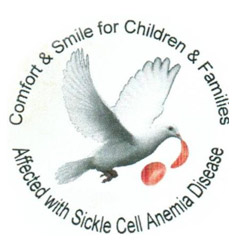 Comfort & Smile for Children and Families affected with sick cell anemia disease