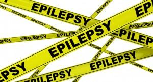 Эпилепсия (epilepsy). Желтая оградительная лента