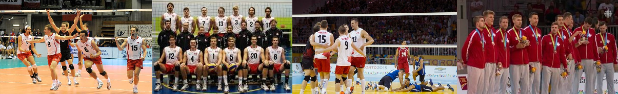 Mens Volleyball.