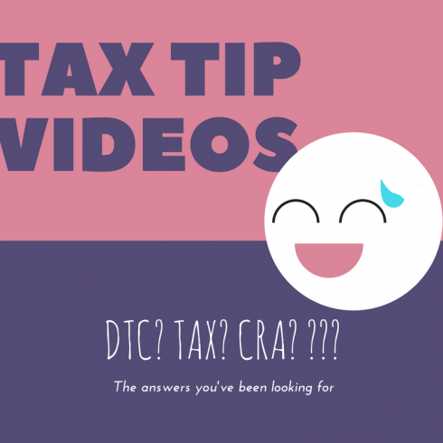 Disability Tax Credit - Tax Tip Video Thumbnail